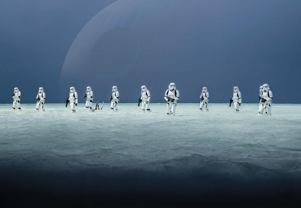 "Fototapete ""Star Wars - Scarif Beach"" Star Wars Komar 8-444"